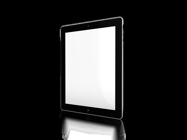 Första bilden iPad 3